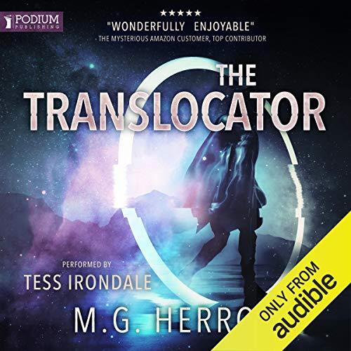 The Translocator audiobook cover art