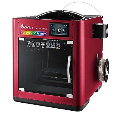 XYZ Printing da Vinci Color 3D printer, Full-Colour, 20x20x15cm Built Vol., 3DColourJet Technology