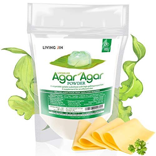 Agar Agar Powder (Vegan gelatin)