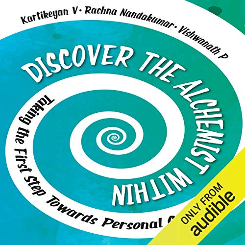 Discover the Alchemist Within cover art