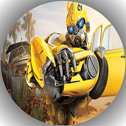 Fondant Tortenaufleger Tortenbild Geburtstag Transformers T19
