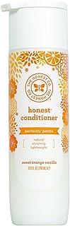 Honest Perfectly Gentle Hypoallergenic Conditioner With Naturally Derived Botanicals, Sweet Orange Vanilla, 10 Fl. Oz