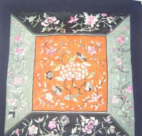 Lowest Prices! Antique Embroidery Textile Art Miao Hmong Costume #186