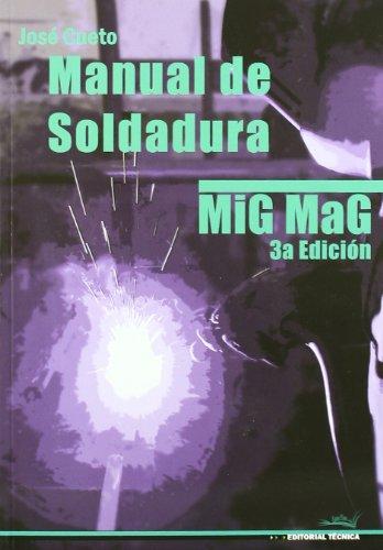 Manual soldadura mig mag - 3ª edición