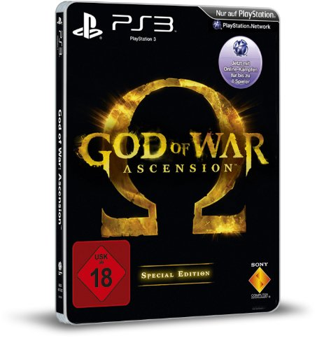 God of War: Ascension - Special Edition (Steelbook)