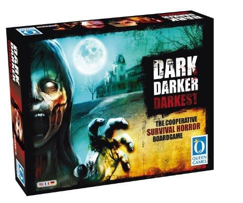 Queen Games 50032 - Dark Darker Darkest