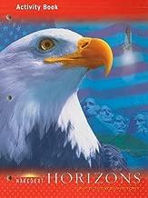 Harcourt Horizons: Activity Book Grade 5 United States History