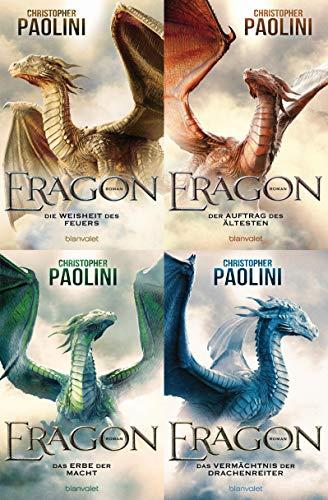 Eragon Reihe von Christopher Paolini
