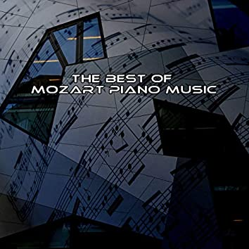The Best of Mozart Piano Music (Electronic)