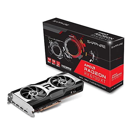 Sapphire Radeon RX 6700 XT Gaming (12 GB GDDR6/PCI Express 4.0/2581MHz/16000MHz)