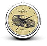 KIESENBERG T-4348 - Reloj de mesa para fans de Peugeot 202, diseño de regalos
