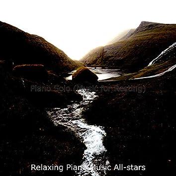 Piano Solo (Music for Resting)