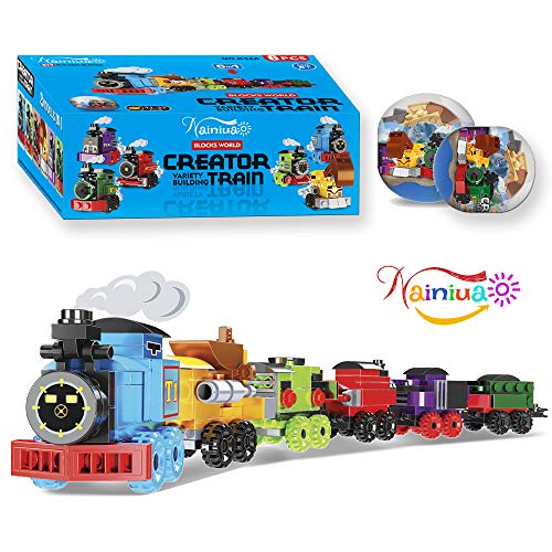 (70% OFF) 189 Pcs Building Blocks Train Set $7.80 – Coupon Code