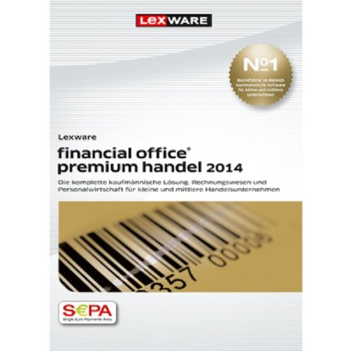 Lexware Financial Office Premium Handel 2014 (Version 14.00) [Download]