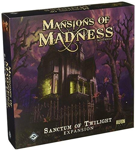 Fantasy Flight Games Mansions of Madness Sanctum of Twilight - English