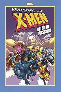 ADVENTURES OF X-MEN RITES OF PASSAGE