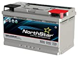 NORTHSTAR Pure Lead Automotive Group 94R (L4) Battery NSB-AGM94R