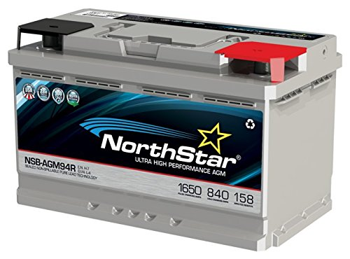 NORTHSTAR Pure Lead Automotive Group 94R (L4) Battery