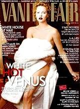Vanity Fair Magazine - January 1999: Charlize Theron, Brian Williams, Bruce Weber Photographs