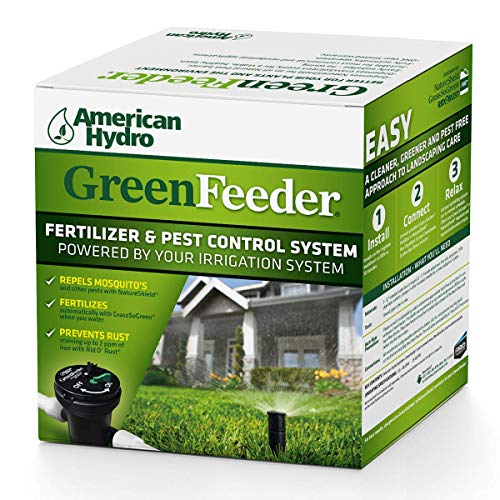 American Hydro Systems P1X Green Feeder for Irrigation, ProFeeder System