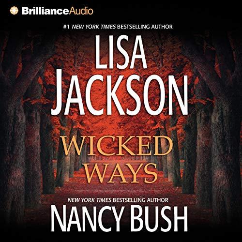 Wicked Ways audiobook cover art
