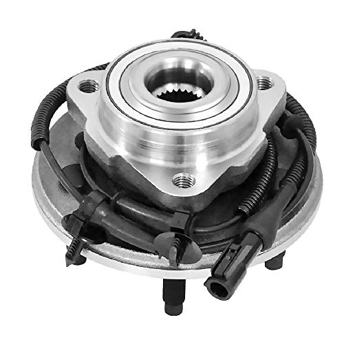 IRONTEK 515050 Front Wheel Bearing and Hub Assembly FIT Ford 02-05 Explorer...
