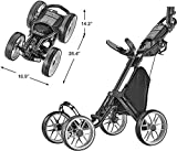 THE MOST IN-DEMAND GOLF PUSH CART WITH COOLER — CaddyTek Version 8 REVIEW