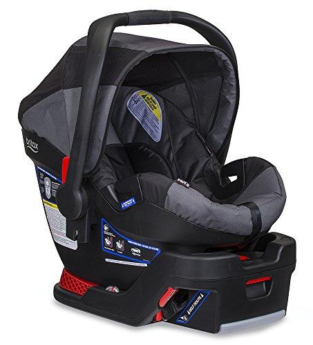 BOB B Safe 35 Infant Car Seat, Black