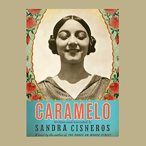 Caramelo audiobook cover art