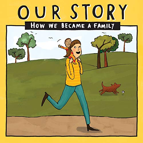 OUR STORY - HOW WE BECAME A FAMILY (31): Solo mum families who used double donation - single baby (Our Story 031smdd1)