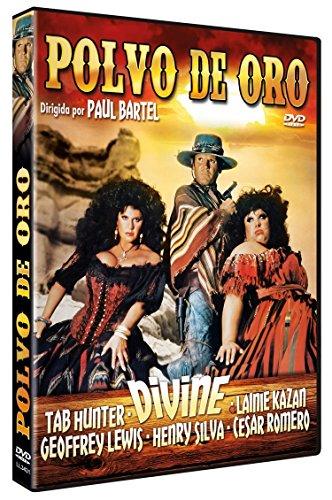 Polvo de oro [DVD]