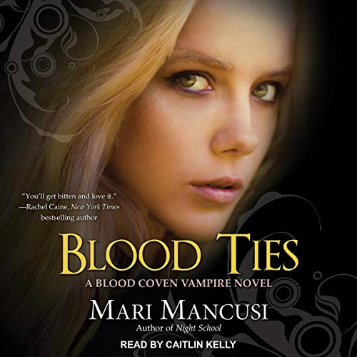 Blood Ties audiobook cover art