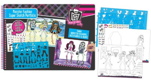 IMC Toys Monster High - Mega Set Diseño Gigante