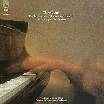 Bach: Keyboard Concertos Nos. 2 & 4, BWV 1053 & 1055 ((Gould Remastered))