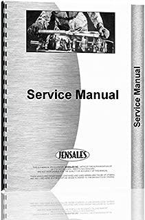 Case-IH 265 Tractor Service Manual
