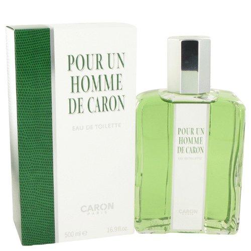 CARON Pour Homme by Caron Eau De Toilette 16.9 oz for Men by Caron