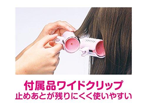 KOIZUMI(コイズミ)『ヘアカーラー(KHC-V120/P)』