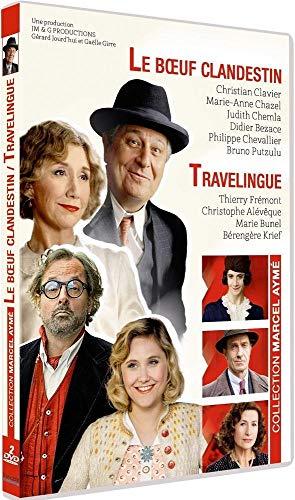 Collection Marcel Aymé : Le boeuf clandestin + Travelingue [Francia] [DVD]