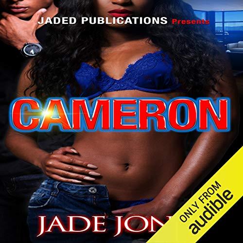 Cameron audiobook cover art