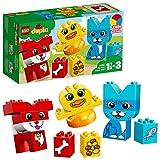 LEGO DUPLO - Mon premier puzzle des animaux - 10858 - Jeu de Construction
