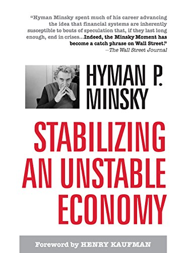 Stabilizing an Unstable Economy (English Edition)