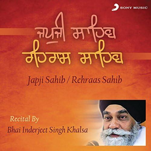 Bhai Inderjeet Singh Khalsa