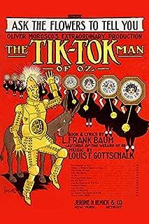 Buyenlarge 0-587-22777-x-P1218 The TIK Tok Man of Oz Paper Poster, 12