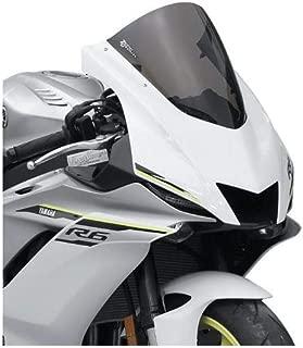 ZERO GRAVITY 17-19 Yamaha YZF-R6 Corsa Windscreen (Light Smoke)