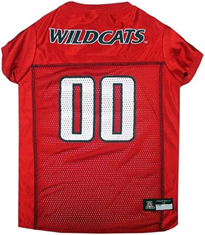 Arizona Wildcats Pet Jersey  XLarge