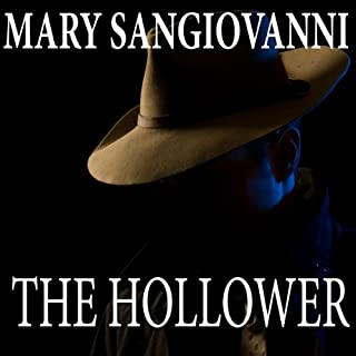 The Hollower audiobook cover art