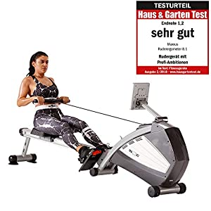 Maxxus 8.1 Rowing Machine
