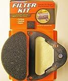 KUANG 70-054-0100 Air Filter Kit Pro Temp, Heat Hog, Remington Mi-T-M part# 68-3046