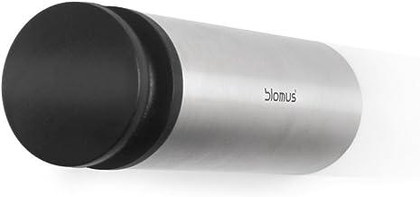 Blomus 65354 Entra, deurstopper voor aan de muur, mat roestvrij staal