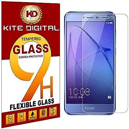 Kite Digital Huawei Honor 8 LITE Premium Tempered Glass Screen Protector Slim 9H Hardness 2.5D